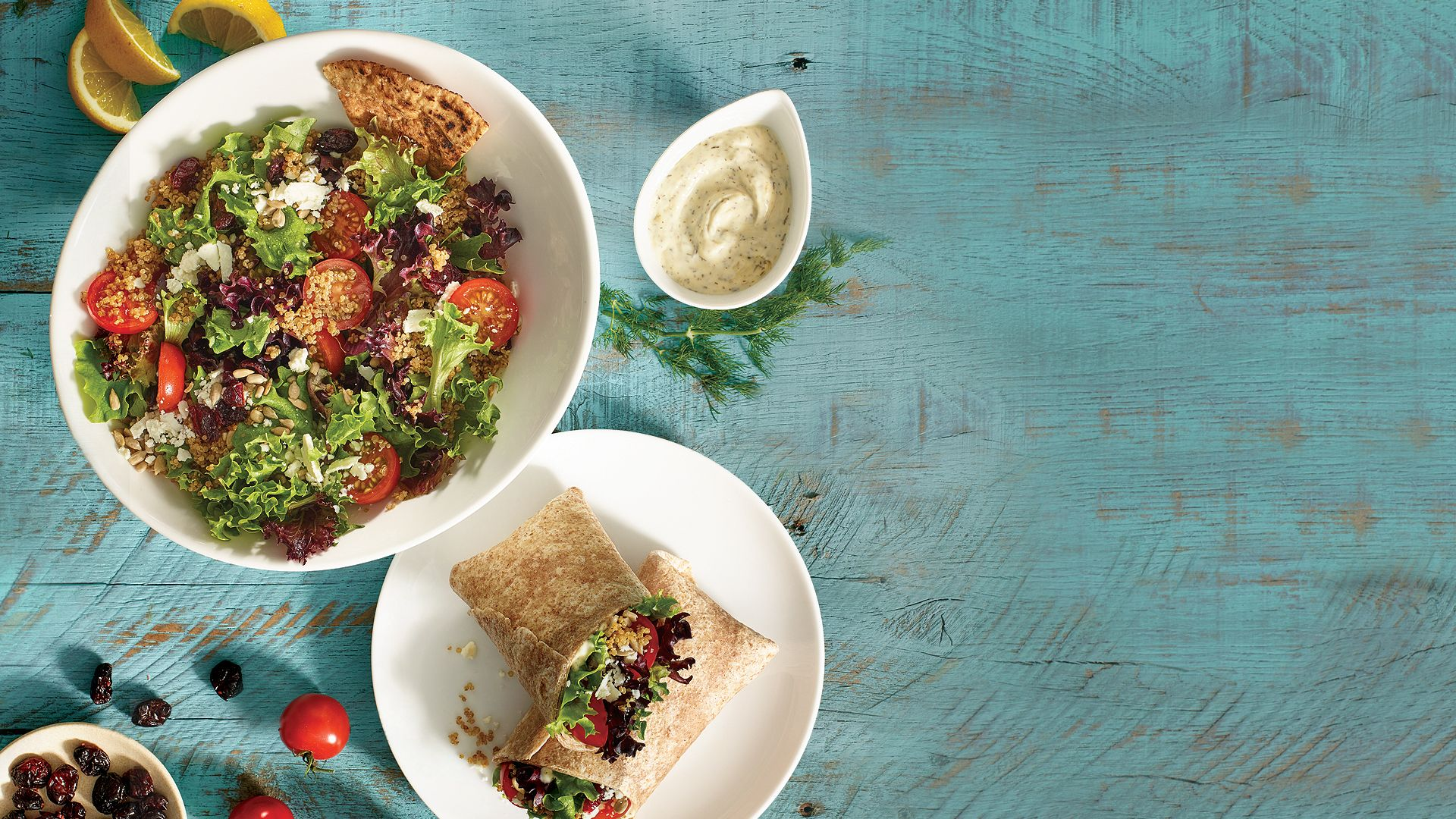 Welcome to The Chopped Leaf - Fresh & Healthy Food Delivered Fast